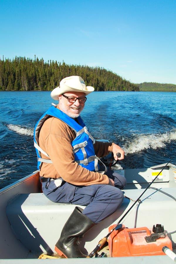 fiskare arkivfoton