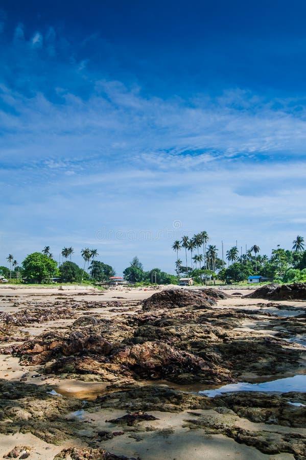 Download Fiskare By Från Den Dungun Stranden Arkivfoto - Bild av sand, askfat: 27286494