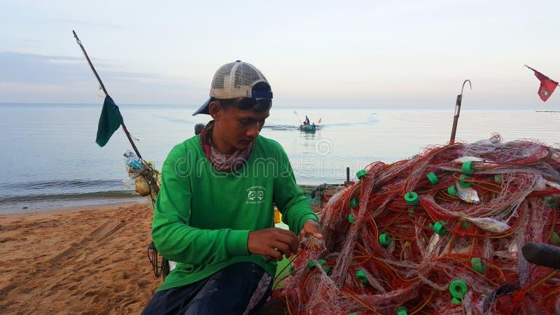 Dating en krabba fiskare