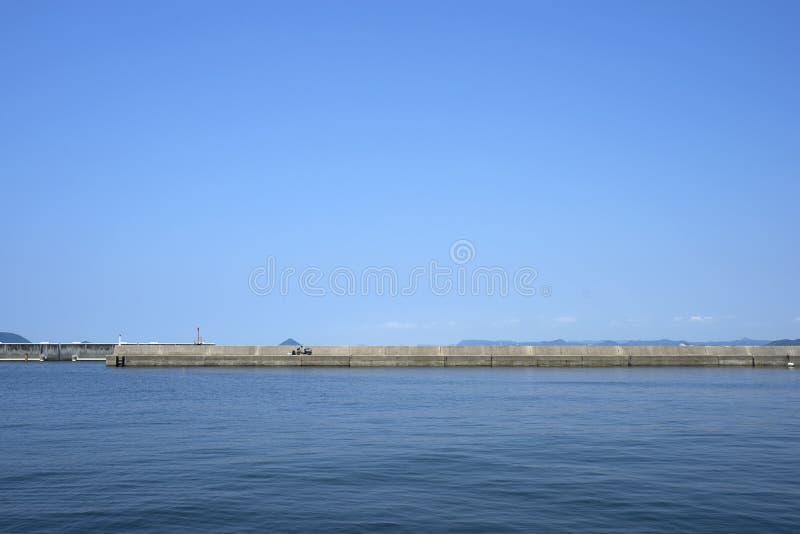 Fiskarehamnplats 2 fotografering för bildbyråer