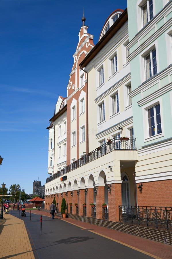 Download Fiskby. Kaliningrad. Ryssland Redaktionell Foto - Bild av utomhus, folk: 37344210