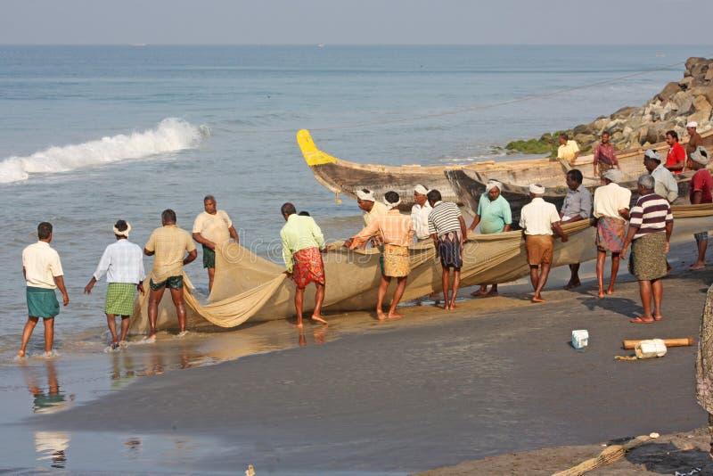 fiske india arkivbilder