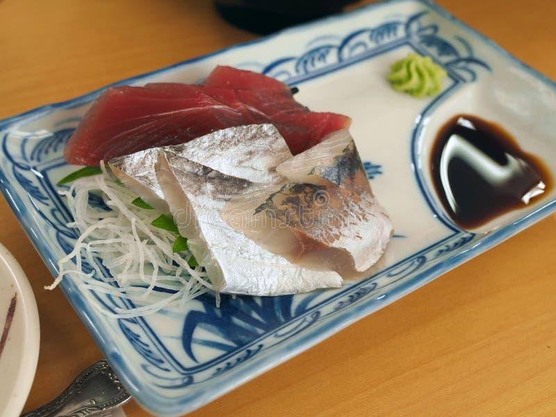 Fiskkött för två färg royaltyfri foto