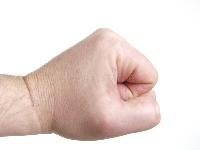 Download Fist stock photo. Image of fist, view, punch, background - 11531492
