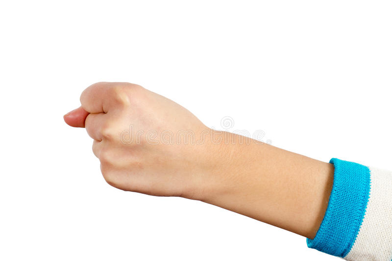 Download Fist stock image. Image of young, fists, isolated, concept - 29023177