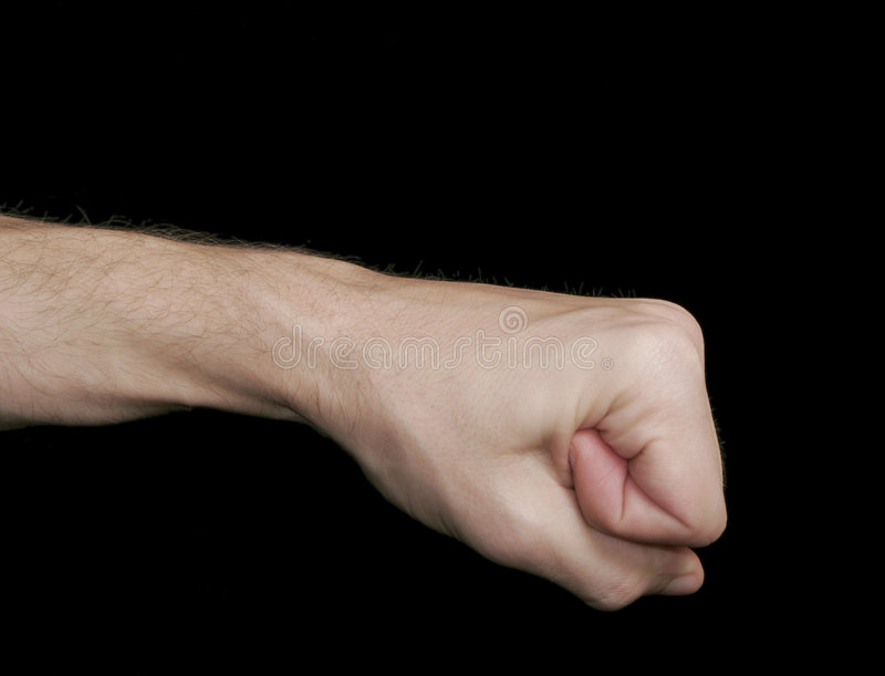 Download Fist - Closed Human Hand Stock Photo - Image: 3099940