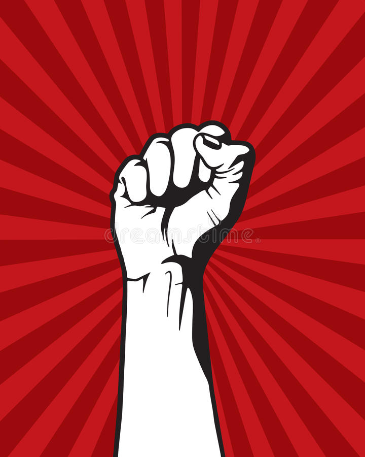 Free Fist Concept Stock Photography - 60837442