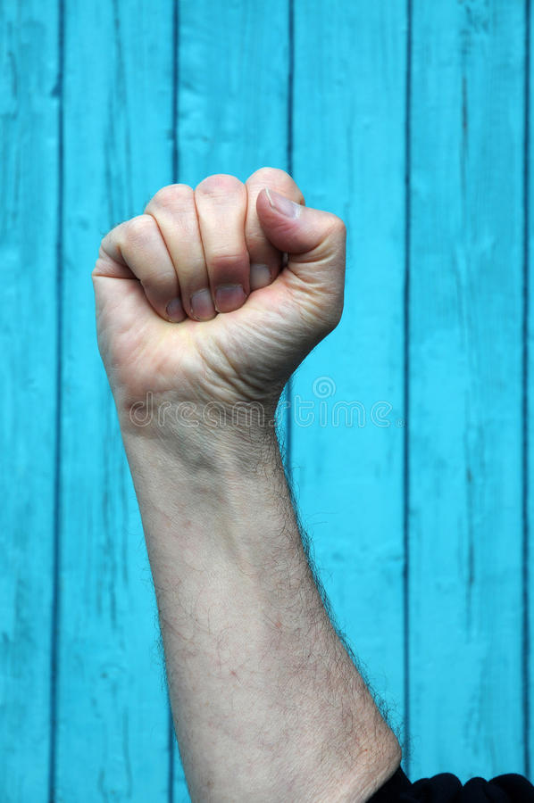 Download Fist stock image. Image of part, male, communication - 31378715