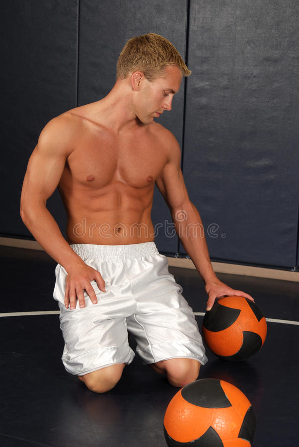 Download Fit Man Stock Images - Image: 9958974