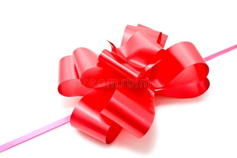 Download Fita Com Uma Curva Vermelha Imagem de Stock - Imagem de material, papel: 12800277