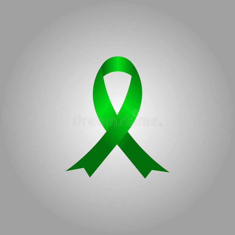 Fita da consciência do AIDS Fita da conscientização do câncer da mama fotografia de stock