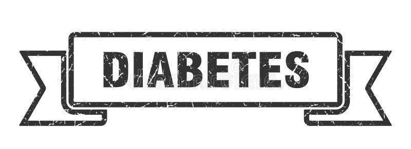 fita do diabetes ilustração stock