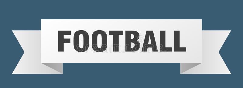 fita do futebol ilustração stock
