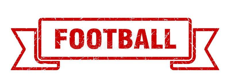 fita do futebol ilustração royalty free