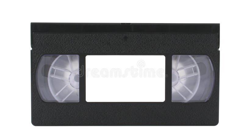 Fita do VHS com copyspace imagem de stock royalty free