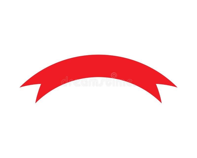 Fita Logo Vetora ilustração stock