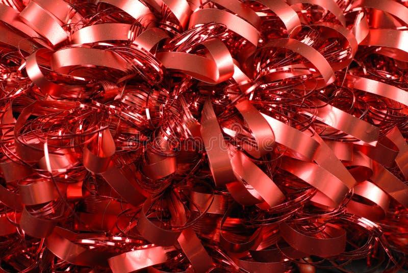 Fita vermelha imagem de stock royalty free