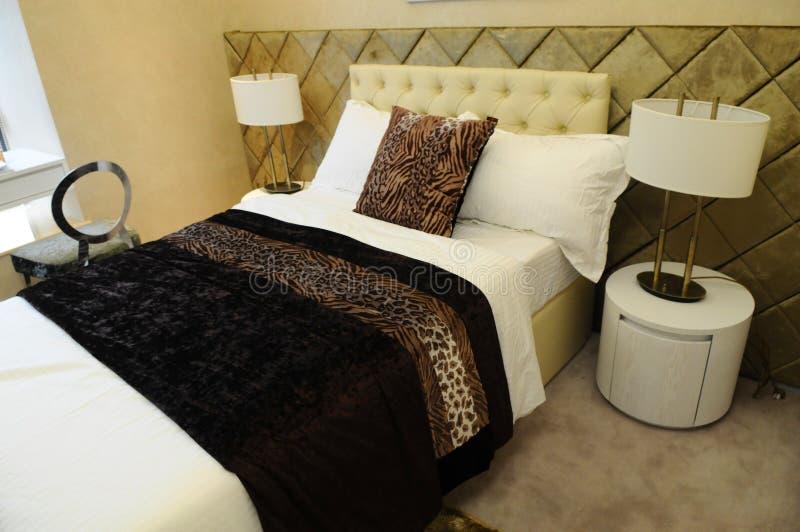 fitments спальни стоковое фото rf