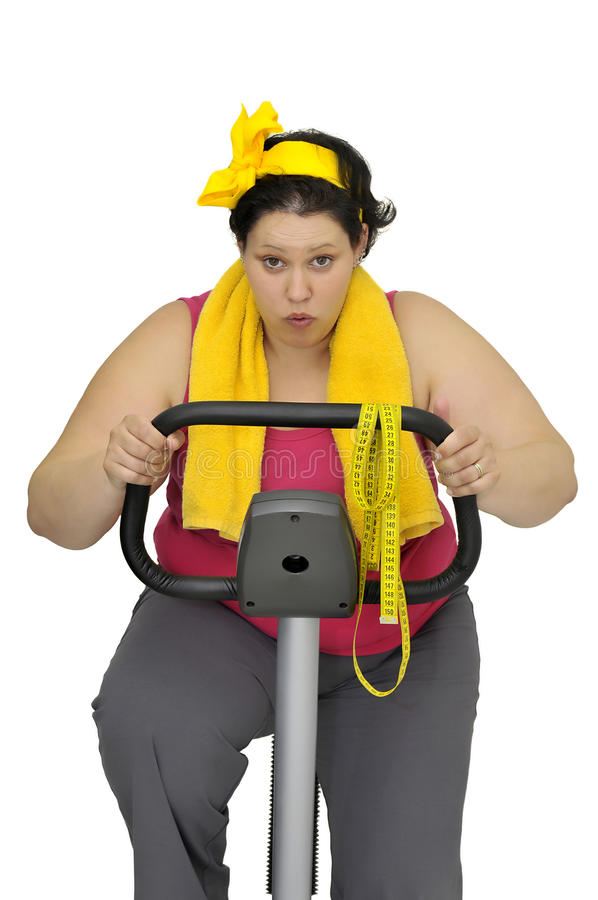 Download Fitness stock photo. Image of gluttony, isolated, scale - 14854182