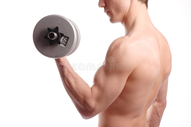 Download Fitness stock image. Image of work, physical, handsome - 2034817