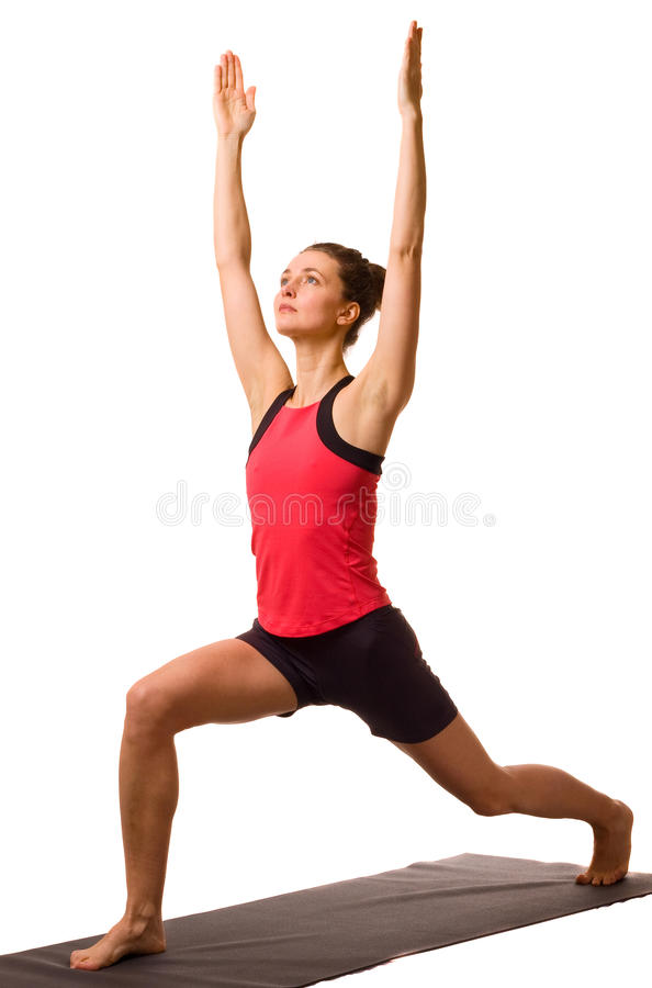 Download Fitness stock image. Image of stretching, background - 24223603