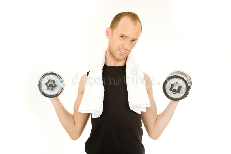 Download Fitness stock photo. Image of healthy, sport, smile, confidence - 26125966