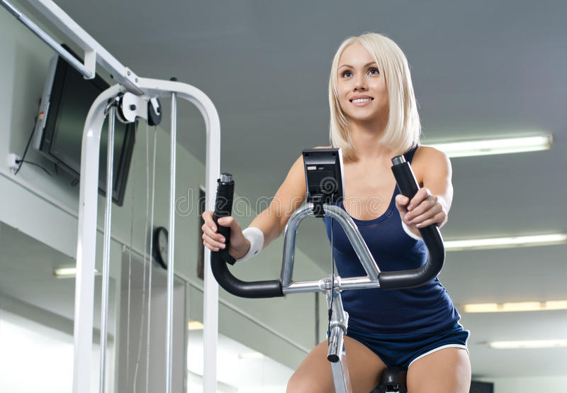 Fitness imagens de stock royalty free