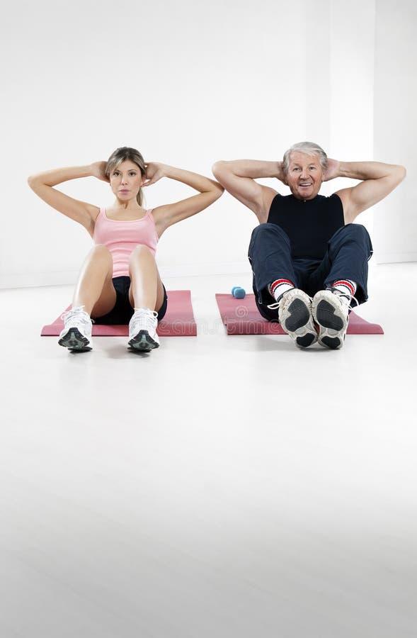fitness στοκ φωτογραφίες