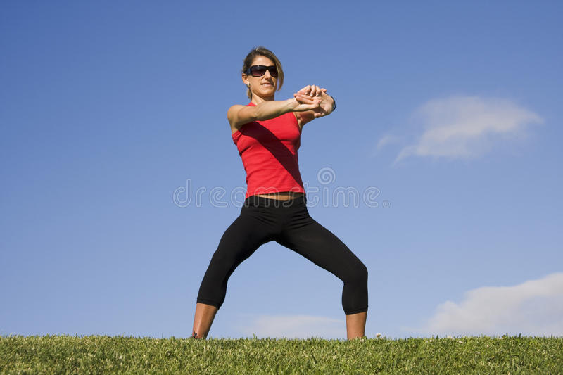 Download Fitness stock photo. Image of confidence, alone, legs - 9968828