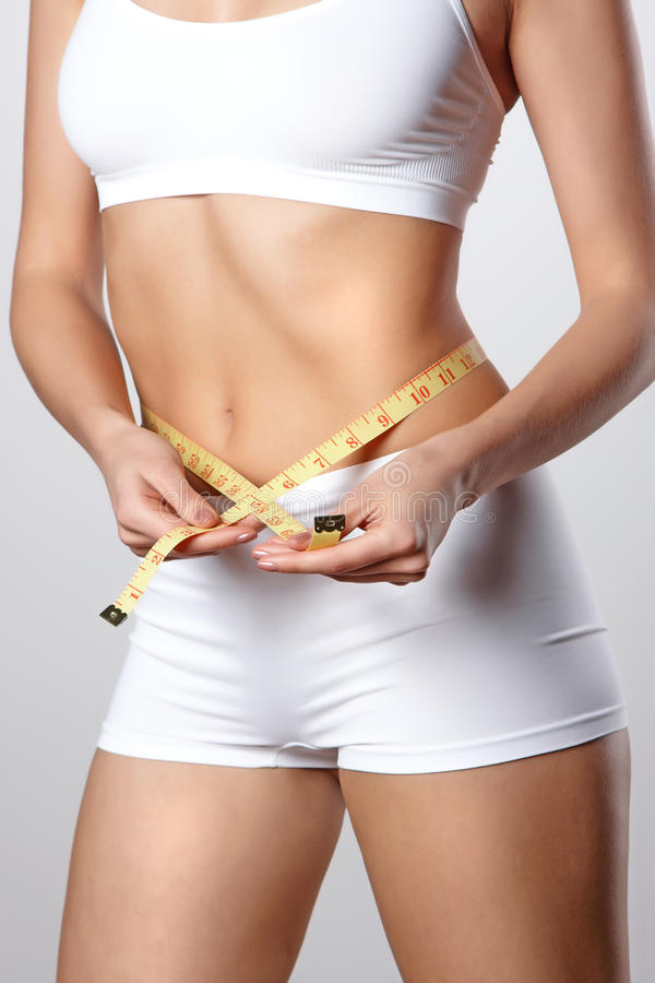 Fitness Body Stock Photo