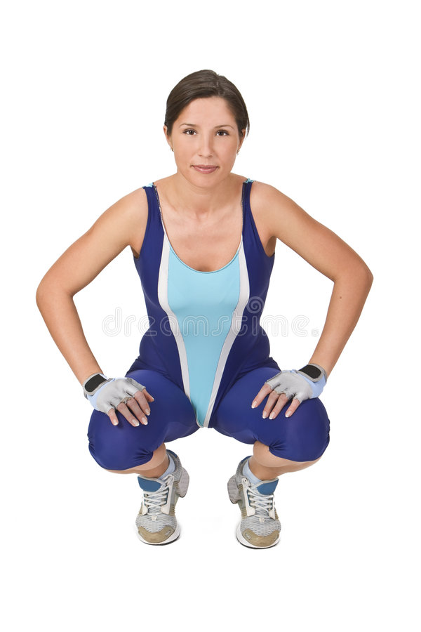 Download Fitness break stock photo. Image of expression, healthy - 4099732