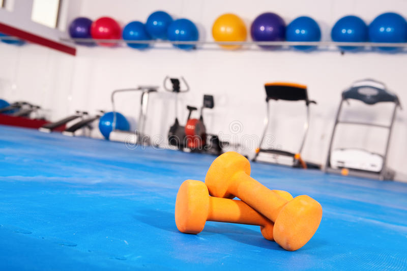 Download Fitness center stock photo. Image of recreation, space - 28690436