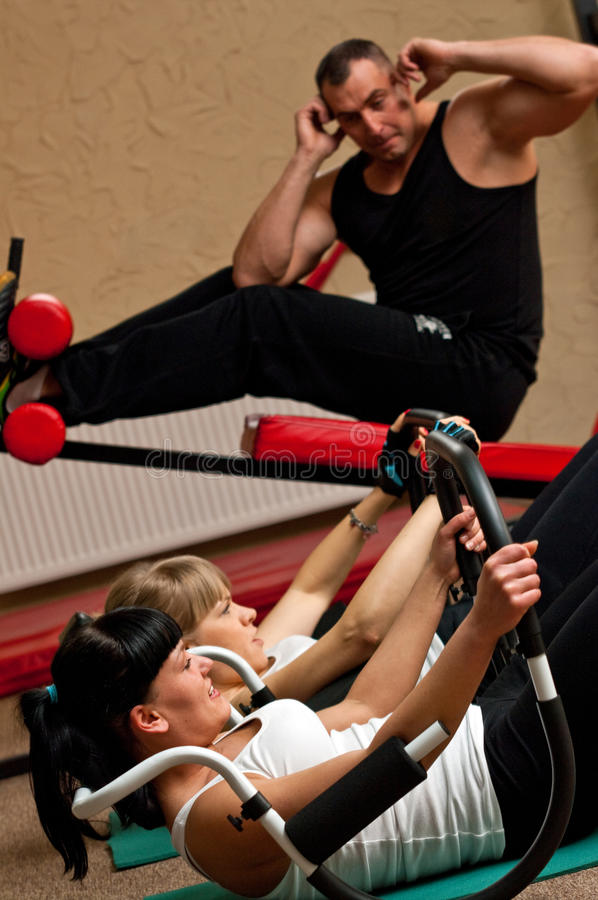Download Fitness Club Stock Images - Image: 24743234