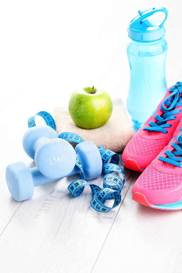 Fitness concept stock images