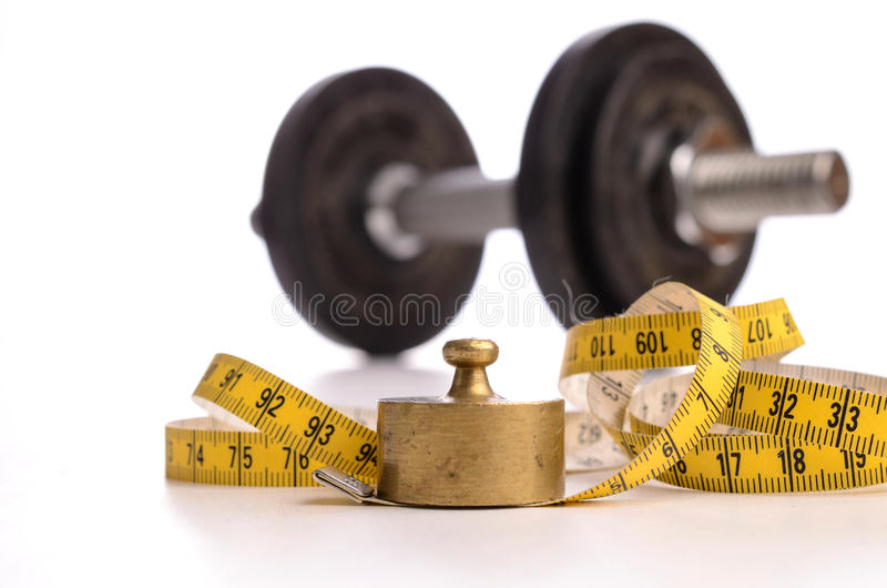 Fitness concept stock photo