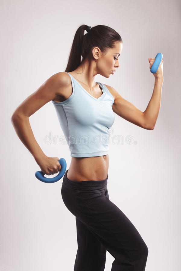 Download Fitness and exercising stock image. Image of calories - 11518201