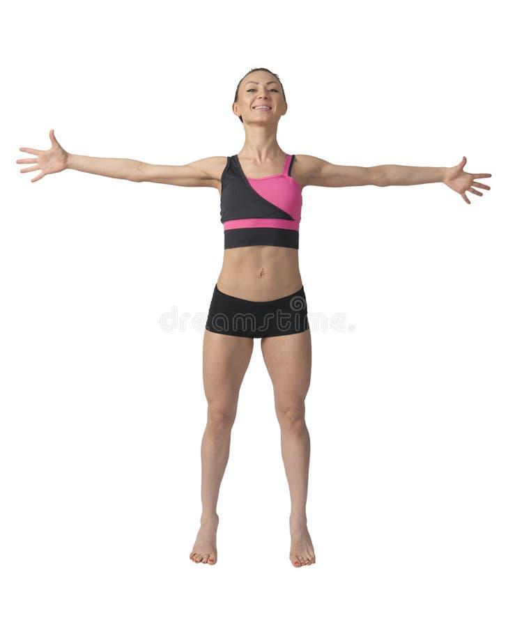 Fitness   Formação imagem de stock