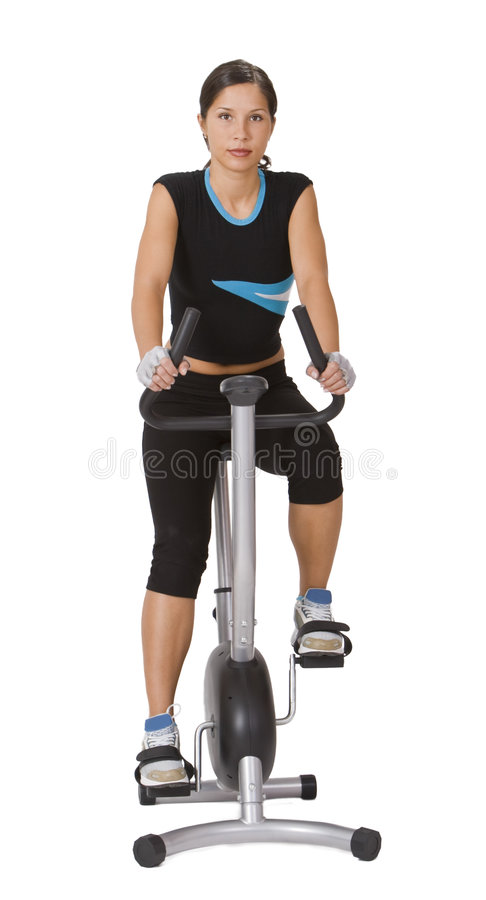 Fitness Girl Stock Photography