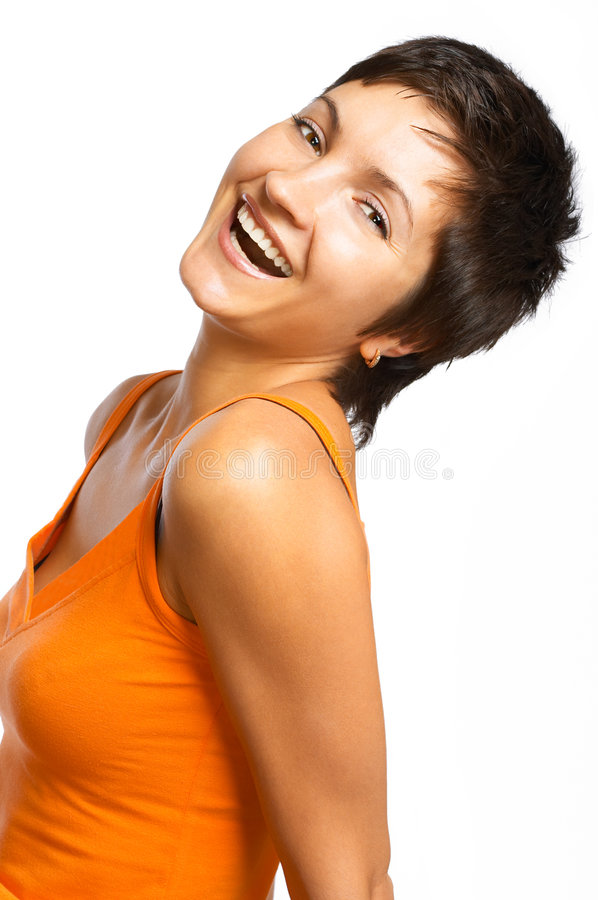 Fitness girl. stock photos