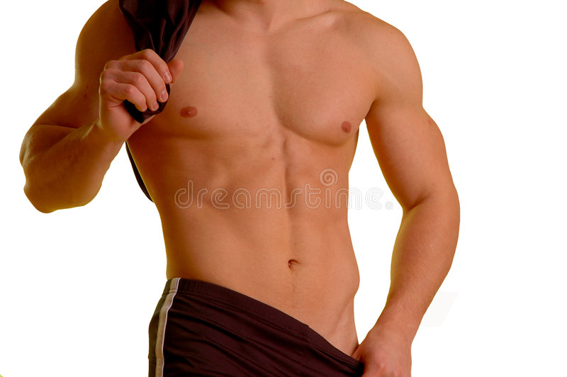 Download Fitness guy stock photo. Image of black, over, exercise - 457228