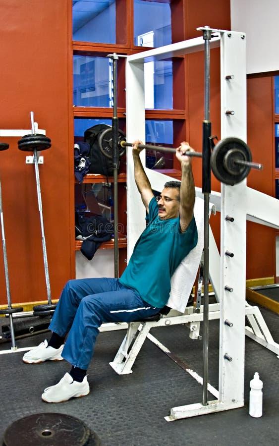 fitness gym training στοκ εικόνα με δικαίωμα ελεύθερης χρήσης