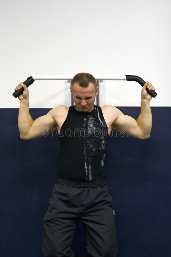 fitness gym training stock photos