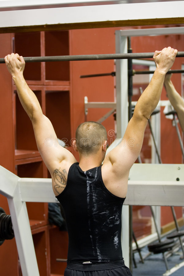 Free Fitness Gym Training Royalty Free Stock Photos - 917408
