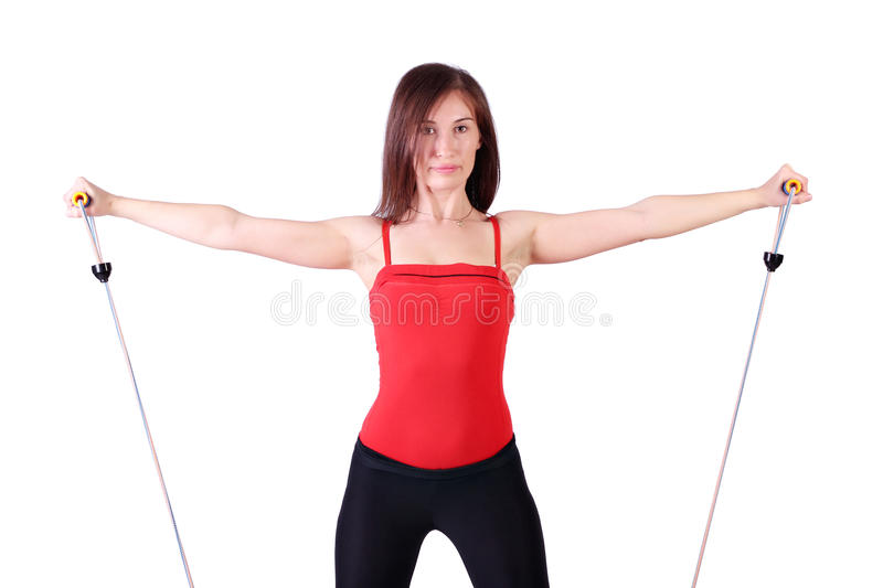 Download Fitness healthy lifestyle stock image. Image of exercise - 24712243