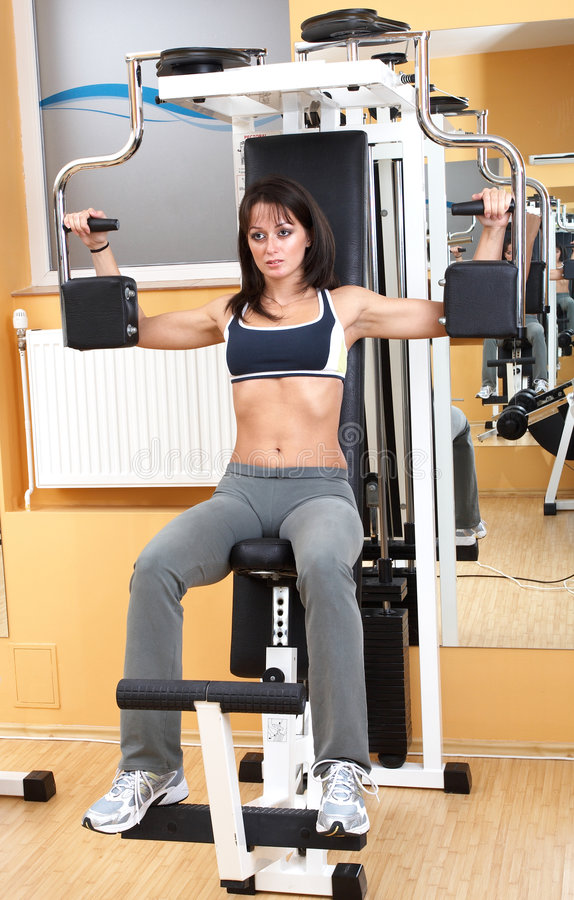 Download Fitness Instructor Royalty Free Stock Photos - Image: 1419688