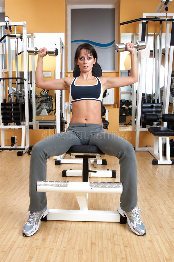 Download Fitness Instructor Royalty Free Stock Photos - Image: 1419718