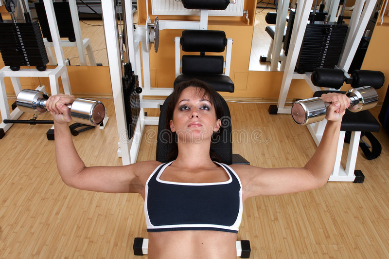 Download Fitness Instructor Royalty Free Stock Photo - Image: 1419735