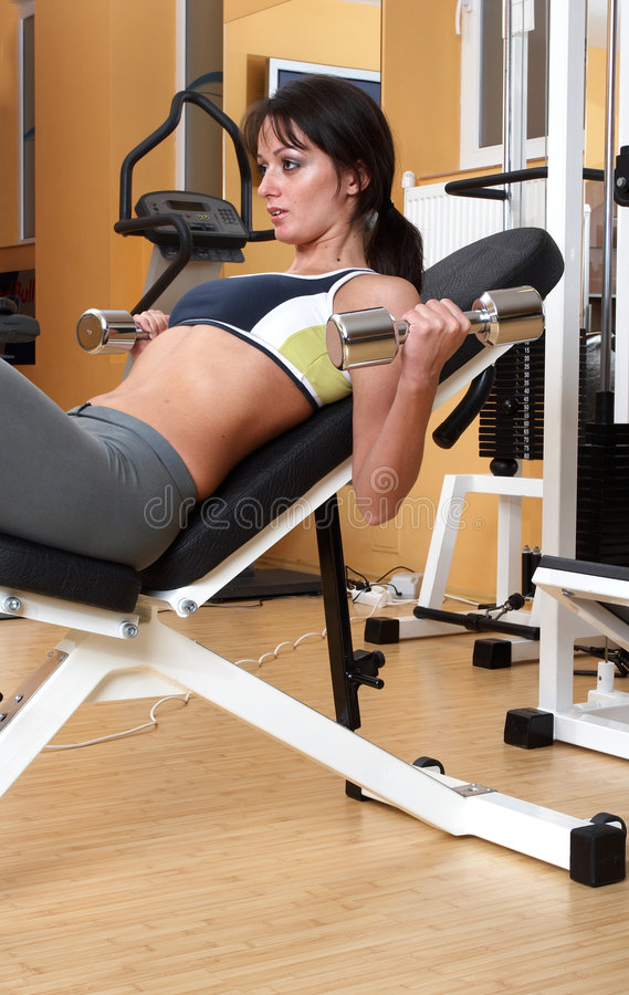 Download Fitness Instructor Royalty Free Stock Photo - Image: 1419745