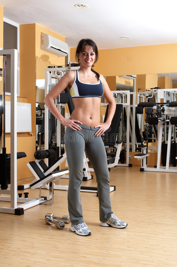 Download Fitness Instructor Royalty Free Stock Photo - Image: 1419775
