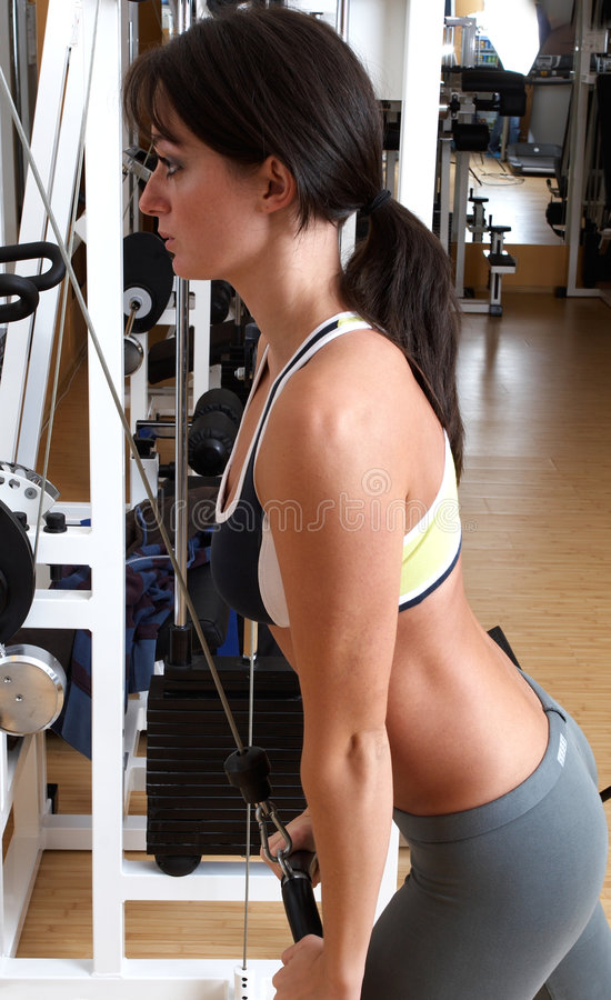 Download Fitness Instructor Stock Photography - Image: 1419802